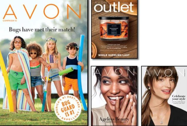 Avon Campaign 12 2018 Catalog
