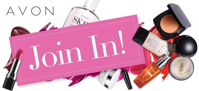 Sign up to join Avon at BecomeBeautyRep.com
