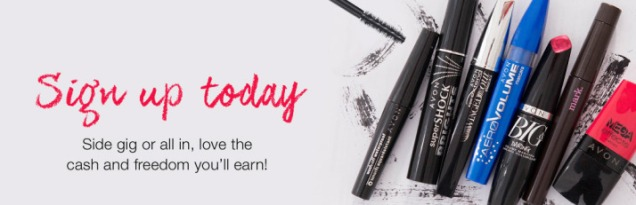 join Avon - referral code: ConnieBye