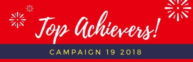 C19 achievers banner