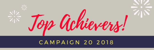 TOP ACHIEVERS BANNER C20