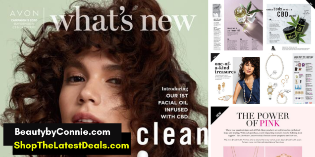 AVON What's New 2020 Catalogs