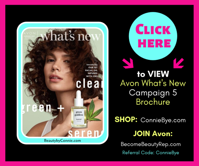 Avon What's New Campaign 5 2020 Brochure