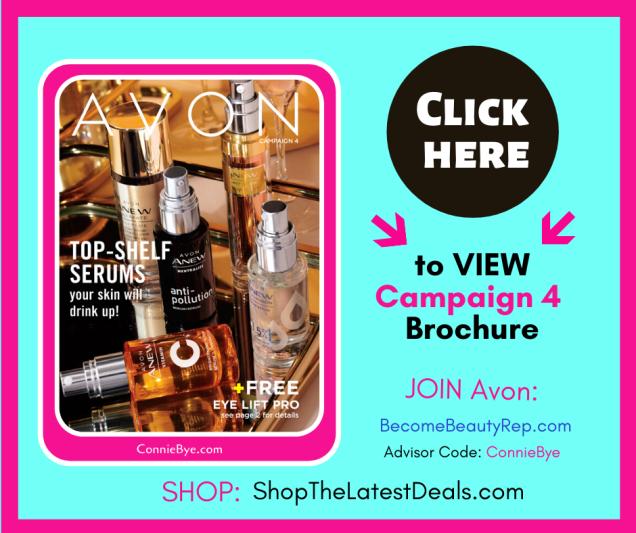 Check out the latest Avon Catalog