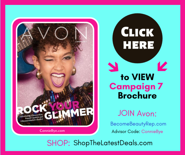 Check out the latest Avon Catalog!