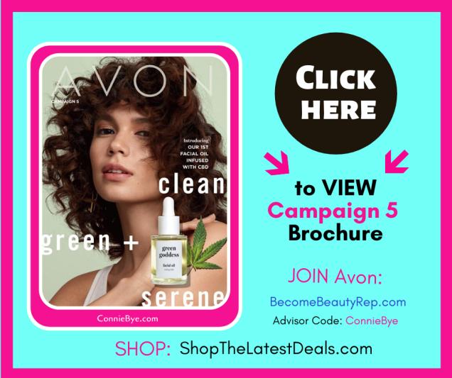 Avon Catalog Campaign 5 2020