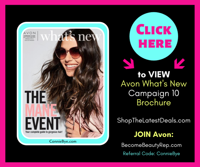 Avon What's New 10 2020