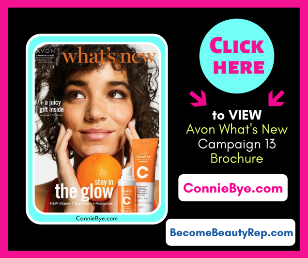 Avon What's New catalog Campaign 13 2020
