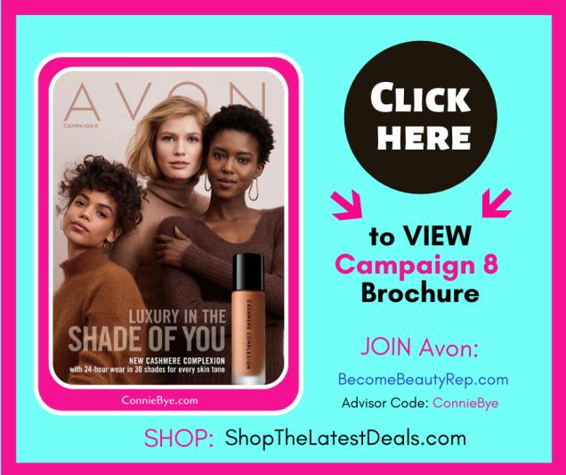 Avon Catalog Campaign 8 2020
