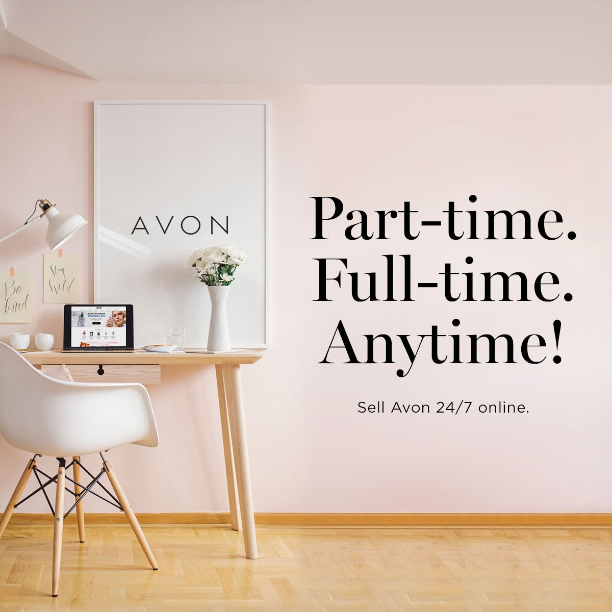Sell Avon Part Time Full Time