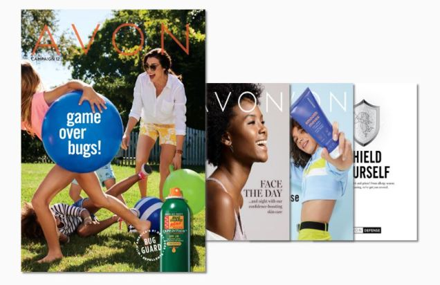 Avon Campaign 12 Catalog All
