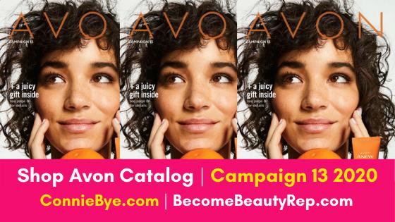 Avon Campaign 13 2020 Catalog