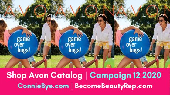 Avon Catalog Campaign 12