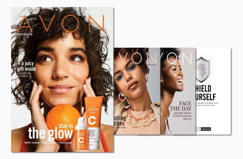 AVON Campaign 13 2020 Catalogs