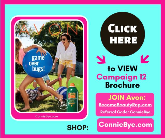 Avon Campaign 12 Catalog