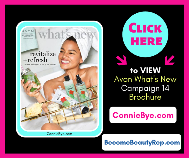Check out the latest Avon What's New Catalog