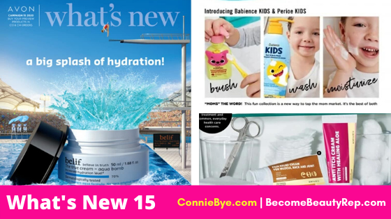 Avon What's New 15 2020 Catalog