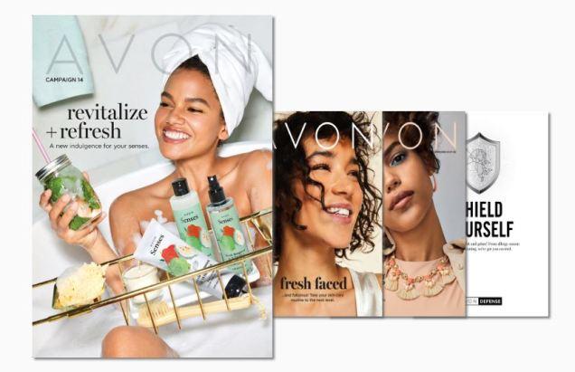 Avon Campaign 14 Catalog
