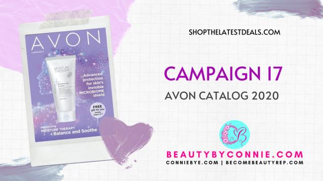 Avon Catalog Campaign 17 2020
