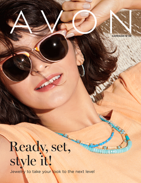 Avon Campaign 18 Sale Flyer