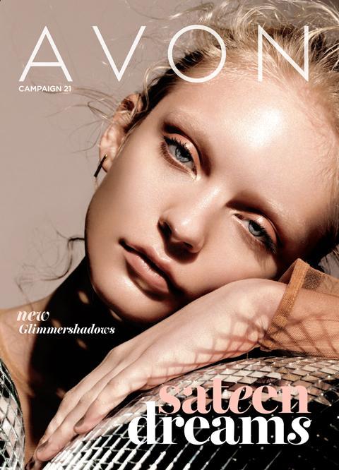 Avon Catalog Campaign 21 2020